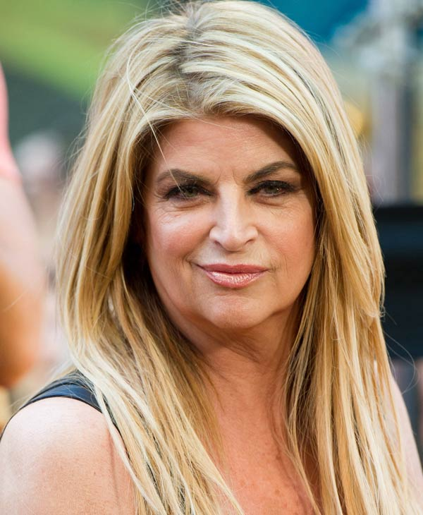 Kirstie Alley &#40;Season 12&#41; will compete in Dancing with the Stars Season 15, an all-star edition! <span class=meta>(AP Photo)</span>