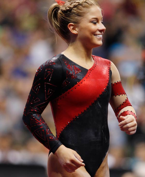 Shawn Johnson &#40;Season 8&#41; will compete in Dancing with the Stars Season 15, an all-star edition! <span class=meta>(AP Photo)</span>