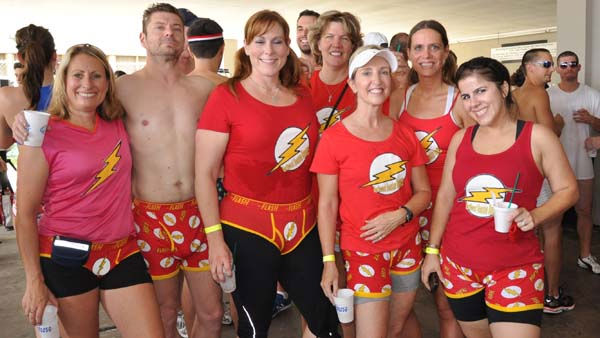 "<div class=""meta ""><span class=""caption-text "">Participants in this year's Hot Undies Run stripped down to their skivvies for a good cause. Proceeds went to the Children's Tumor Foundation. (KTRK Photo/ Kristy Gillentine)</span></div>"