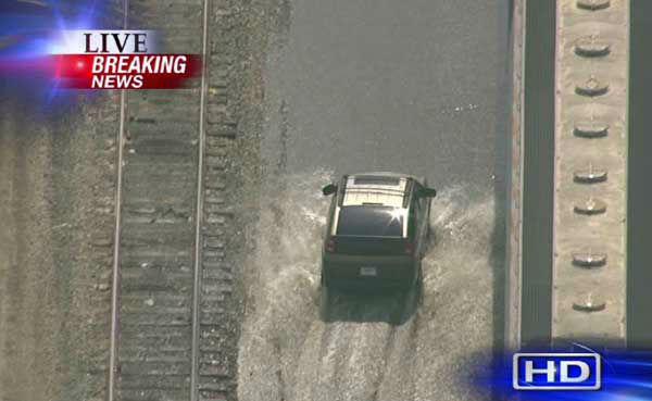 "<div class=""meta ""><span class=""caption-text "">These are photos from Sky Eye HD of the pursuit that unfolded across the Houston  area Thursday afternoon  (Photo/ABC13)</span></div>"