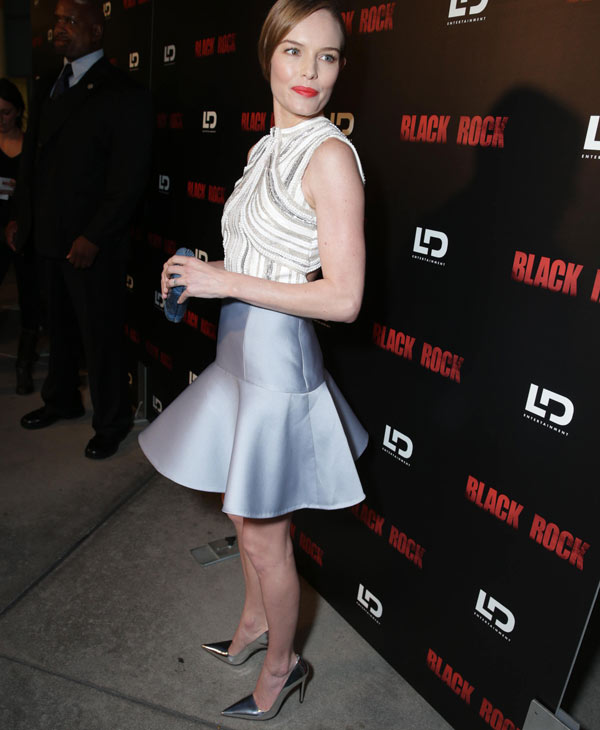 Kate Bosworth was No. 7 on People&#39;s top 10 style stars of 2013 list <span class=meta>(AP Photo)</span>