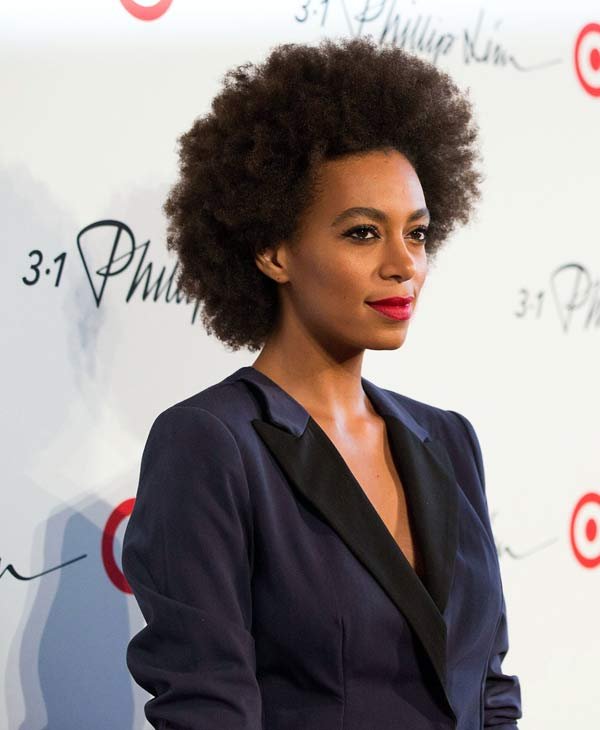 Solange Knowles nabs No. 9 spot on People&#39;s top 10 style stars of 2013 list <span class=meta>(AP Photo)</span>