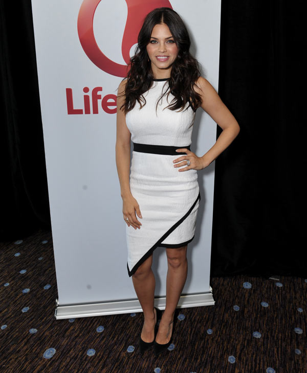 Jenna Dewan-Tatum nabbed the 10th spot on People&#39;s top 10 style stars of 2013 list <span class=meta>(AP Photo)</span>