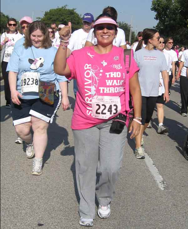 "<div class=""meta ""><span class=""caption-text "">Images from Saturday's Susan G. Komen Race for the Cure in downtown Houston.  Were you there?  Send in your pictures.</span></div>"