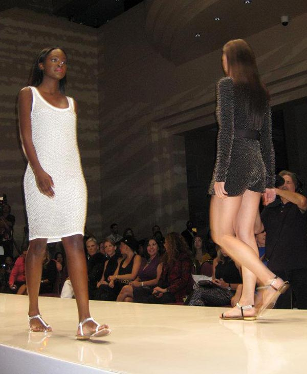 "<div class=""meta ""><span class=""caption-text "">It is four days of designers showing off their collections at the second annual Fashion Houston held at the Wortham Center (Sharron Melton/KTRK)</span></div>"