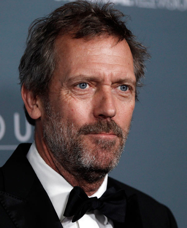 According to Forbes.com, Hugh Laurie earned $18 million between May 2011 and May 2012.