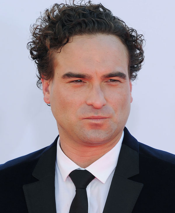 According to Forbes.com, Johnny Galecki earned &#36;8 million between May 2011 and May 2012 <span class=meta>(AP Photo)</span>