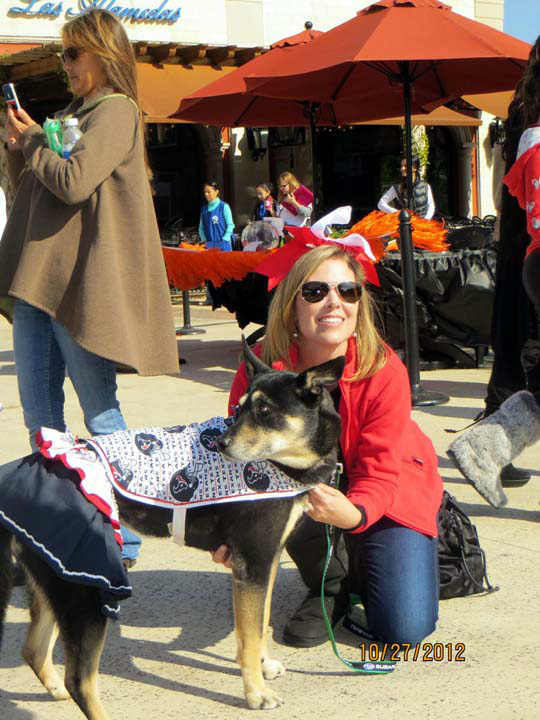 "<div class=""meta ""><span class=""caption-text "">ABC13 Meteorologist Casey Curry had the tough weekend task of being a judge at the Howl-O-Ween Dog Walk in in Katy.  Dressed-up dogs were judged alone and with their owners.  The event raised funds for homeless animals.  If you were there, we want to see your photos.  Email them to us at news@abc13.com.  And Happy Halloween!       (Photo/Russ Thompson)</span></div>"