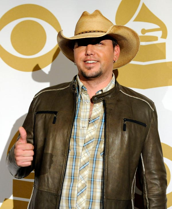 Jason Aldean will perform at the Houston Livestock Show and Rodeo on Monday, March 11, 2013. <span class=meta>(AP Photo)</span>
