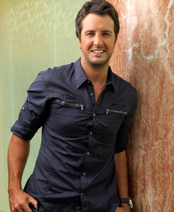 Luke Bryan will perform at the Houston Livestock Show and Rodeo on Saturday, March 16, 2013. <span class=meta>(AP Photo)</span>