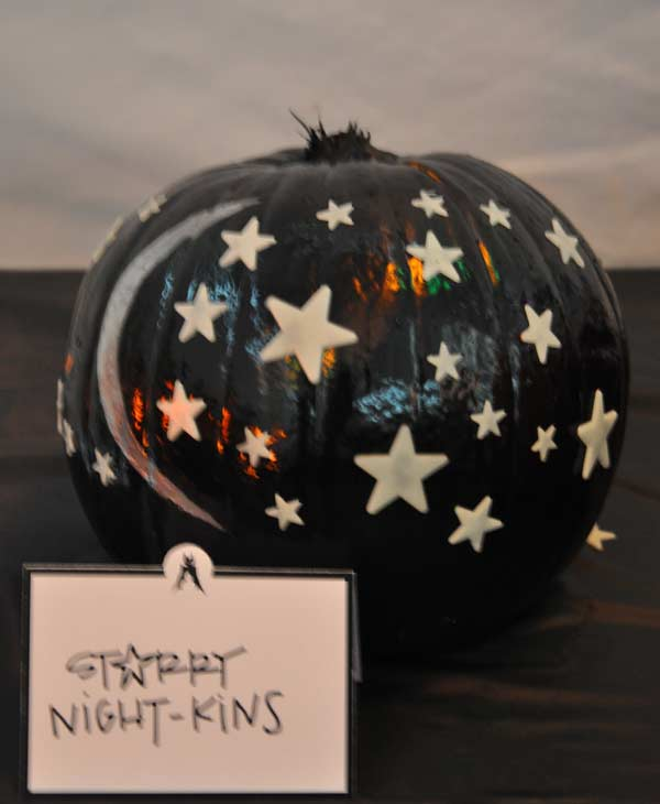 Photos from the Annual Pumpkin Carving Contest -- Cast your vote for your favorite at batcetera.com <span class=meta>(KTRK&#47;Blanca Beltran)</span>