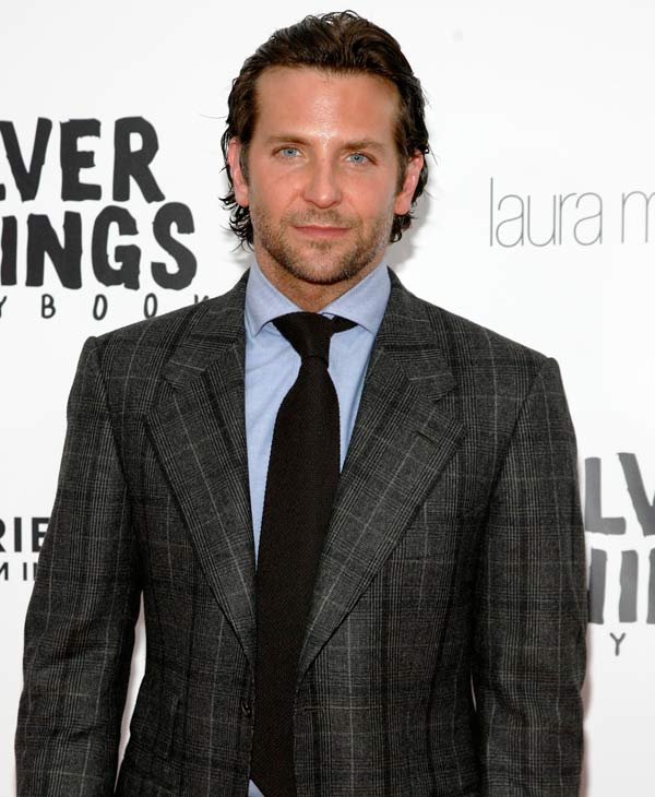 "Actor Bradley Cooper attends the premiere of ""Silver Linings Playbook,"" to benefit the Tribeca Film Institute's Tribeca Teaches Educational Programs, at the Ziegfeld Theatre on Monday Nov. 12, 2012 in New York. (Photo by Andy Kropa/Invision/AP)"