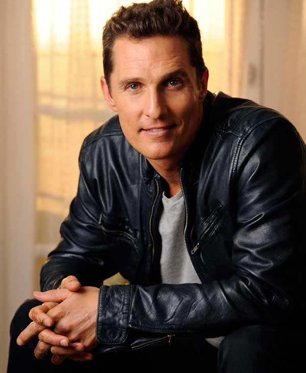 "'Sexiest Man Alive' in 2005: Actor Matthew McConaughey at the Four Seasons Hotel in Beverly Hills, Calif. McConaughey stars as Texan Ron Woodroof in the film, ""Dallas Buyers Club,"" which releases, Friday, Nov. 1, 2013."