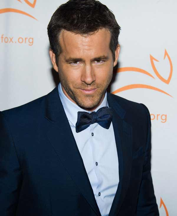 'Sexiest Man Alive' in 2010:  Ryan Reynolds attends A Funny Thing Happened On The Way To Cure Parkinsons benefit for The Michael J. Fox Foundation for Parkinson?s Research on Saturday, Nov. 9, 2013 in New York. (Photo by Charles Sykes/Invision/AP)