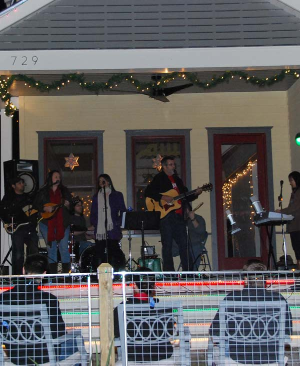 Photos from Lights in the Heights taken this past weekend <span class=meta>(Photo&#47;ABC13)</span>