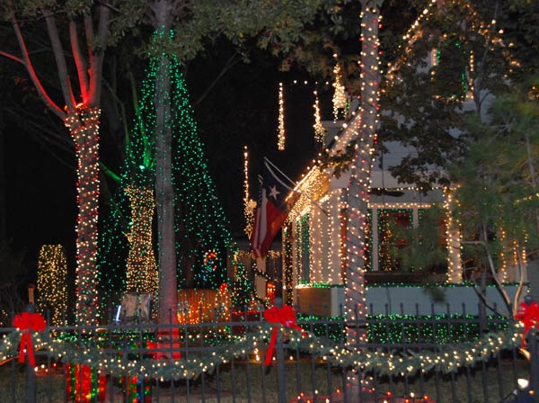Photos from Lights in the Heights taken this...