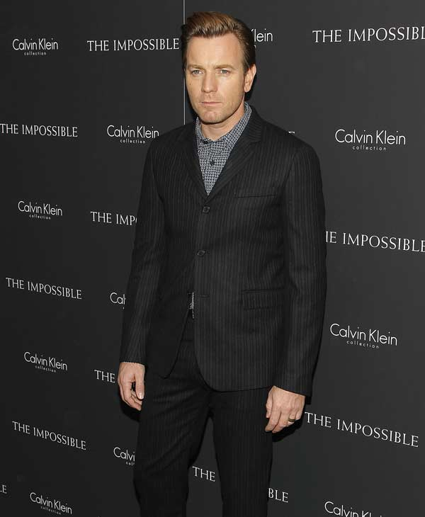 Actor Ewan McGregor was #5 on GQ&#39;s most stylish list  Check out the full list here <span class=meta>(AP Photo)</span>
