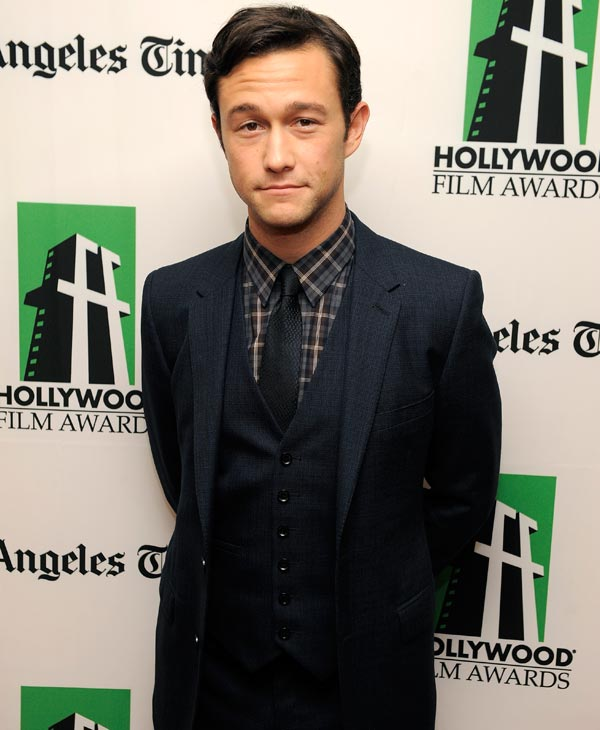 Actor Joseph Gordon-Levitt was #7 on GQ&#39;s most stylish list  Check out the full list here <span class=meta>(AP Photo)</span>