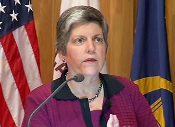 Secretary of Homeland Security Janet Napolitano was No. 8. <span class=meta>(Photo&#47;AP photo)</span>