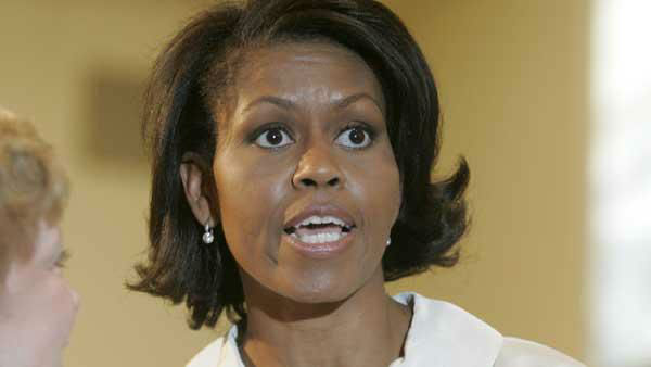 First Lady Michelle Obama came in at Number 4 <span class=meta>(Photo&#47;AP photo)</span>