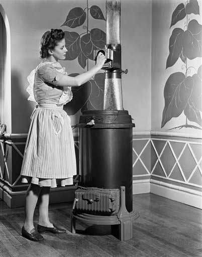 Being a household worker was the fourth-most common job for women in the 1950s, according to the U.S. Census Bureau. <span class=meta>(AP)</span>