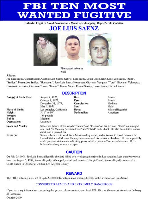 "<div class=""meta ""><span class=""caption-text "">Posters of the FBI's 10 most wanted (Photo/FBI)</span></div>"