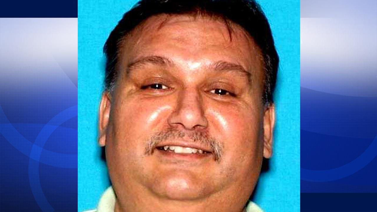 David Stevens, 42, of Los Angeles, is seen in this photo provided by Los Angeles police.