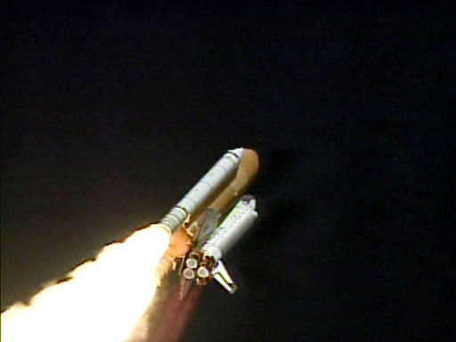 In this image from television shuttle Columbia lifts off from the Kennedy Space Center in Florida, Jan. 16, 2003. At least three government investigations will probe the Columbia disaster and NASAs shuttle program director vowed to find the answers so America can continue sending people into space. &#40;AP Photo&#47;NASA TV&#41; <span class=meta>(AP Photo&#47; JHC RFH)</span>