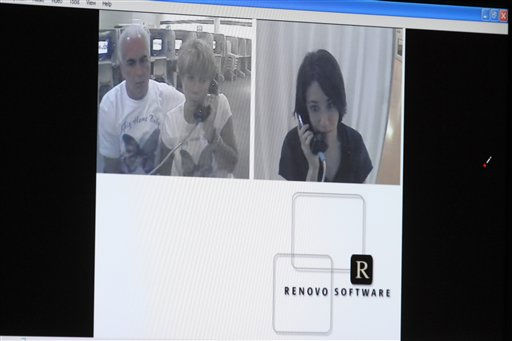 A video of a jailhouse conversation between George and Cindy Anthony and their daughter Casey Anthony is shown during final rebuttal in Casey Anthony&#39;s murder trial at the Orange County Courthouse in Orlando, Fla. on Monday, July 4, 2011.  Anthony has plead not guilty to first-degree murder in the death of her daughter, Caylee, and could face the death penalty if convicted of that charge.  &#40;AP Photo&#47;Red Huber, Pool&#41; <span class=meta>(AP Photo&#47; Red Huber)</span>