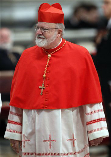 "<div class=""meta ""><span class=""caption-text "">Information below from The Vatican website    Cardinal Seán Patrick O'Malley, O.F.M. Cap., Archbishop of Boston (U.S.A.), was born on 29 June 1944 in Lakewood, Ohio, U.S.A. He was ordained a priest on 29 August 1970 and holds a master's degree in religious education and a doctorate in Spanish and Portuguese literature. Cardinal O'Malley carried out his priestly ministry in the United States. The archdiocese of Washington assigned him to serve the Hispanic population. He was director of the Apostolate for Hispanics in Washington, D.C., and director of social services for Spanish-speaking ministries in San Francisco.  On 2 June 1984, he was appointed Coadjutor Bishop of Saint Thomas in the Virgin Islands. He received episcopal ordination on 2 August 1984, and was made Bishop of the diocese on 16 October 1985. Here, he is especially remembered for his work with the homeless and for opening a home for persons with AIDS.  He was appointed Bishop of Fall River in Massachussets on 16 June 1992, and on 3 September 2002 he was appointed Bishop of Palm Beach. He served there until 1 July 2003, when he was appointed Archbishop of Boston.  Created and proclaimed cardinal by Benedict XVI in the consistory of 24 March 2006, of the Title of Santa Maria della Vittoria (St. Mary della Vittoria). (AP Photo/ Pier Paolo Cito)</span></div>"