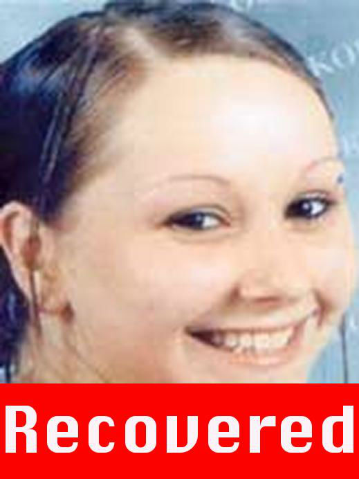 This image provided by the FBI shows the updated &#34;Missing Person&#34; poster for Amanda Berry. A frantic phone call Monday, May 6, 2013,  led police to a house near downtown Cleveland where Berry and two other women who vanished about a decade ago were found Monday, exhilarating law enforcement authorities, family members and friends who had longed to see them again &#40;AP Photo&#47;FBI&#41; <span class=meta>(AP Photo&#47; Uncredited)</span>