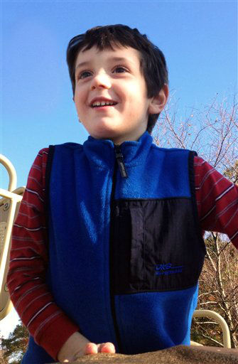 "<div class=""meta ""><span class=""caption-text "">This undated photo made available on behalf of the Wheeler family shows Benjamin Wheeler, 6. Wheeler was killed on Friday, Dec. 14, 2012, when a gunman walked into Sandy Hook Elementary School in Newtown, Conn. and opened fire, killing 26 people, including 20 children.   (AP Photo/ Uncredited)</span></div>"