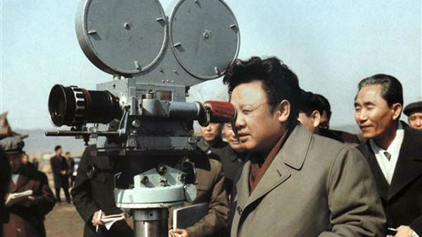 In this March 1979 photo from North Korea&#39;s official Korean Central News Agency, distributed by Korea News Service, leader Kim Jong Il gives advice at the shooting of &#34;An Jung Geun Avenges Hirobumi Ito,&#34; a narrative film. &#40;Korean Central News Agency&#47;Korea News Service via AP Images&#41; <span class=meta>(AP Photo&#47; Anonymous)</span>