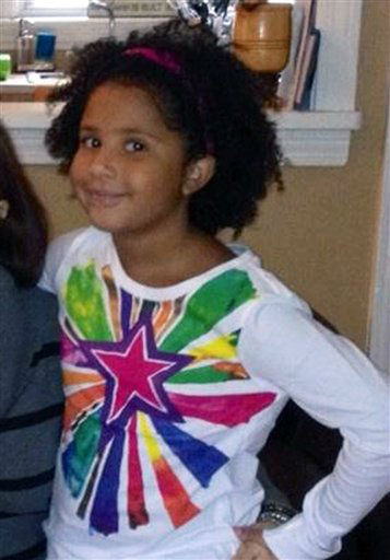 "<div class=""meta ""><span class=""caption-text "">This family photo provided by Remembering Ana Márquez-Greene shows Ana Márquez-Greene. Márquez-Greene, 6, was killed Friday, Dec. 14, 2012, when a gunman opened fire at Sandy Hook elementary school in Newtown, Conn., killing 26 children and adults at the school.   (AP Photo/ uncredited)</span></div>"