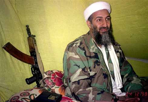 "<div class=""meta image-caption""><div class=""origin-logo origin-image ""><span></span></div><span class=""caption-text"">FILE - In this Dec. 24, 1998, file photo, Muslim militant and Al Quida leader Osama Bin Laden speaks to a selected group of reporters in mountains of Helmand province in southern Afghanistan. A person familiar with developments said Sunday, May 1, 2011 that bin Laden is dead and the U.S. has the body. (AP Photo/Rahimullah Yousafzai, File) (AP Photo/ RAHIMULLAH YOUSAFZAI)</span></div>"