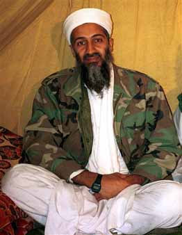 "<div class=""meta image-caption""><div class=""origin-logo origin-image ""><span></span></div><span class=""caption-text"">FILE - This undated photo shows al-Qaida leader Osama bin Laden in Afghanistan. A person familiar with developments on Sunday, May 1, 2011 says bin Laden is dead and the U.S. has the body. (AP Photo) (AP Photo/ Anonymous)</span></div>"