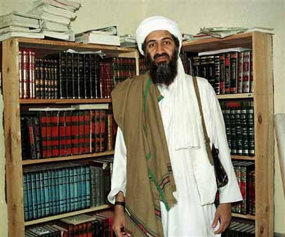 FILE - In this April 1998 file photo, al Qaida leader Osama bin Laden is seen in Afghanistan. A person familiar with developments said Sunday, May 1, 2011 that bin Laden is dead and the U.S. has the body. &#40;AP File Photo&#41; <span class=meta>(AP Photo&#47; Anonymous)</span>