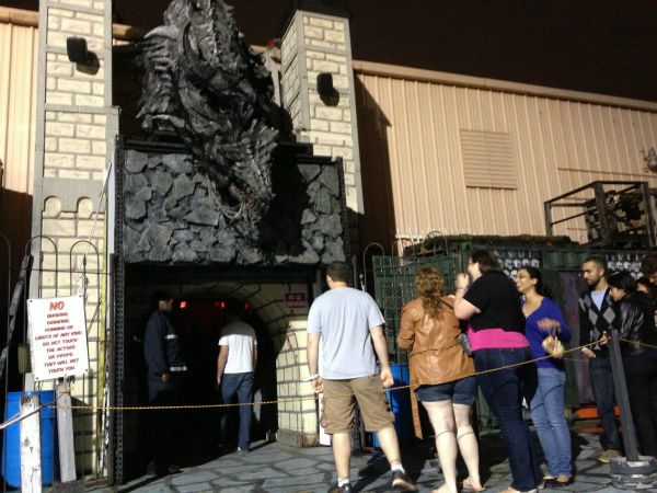 Nightmare on the Bayou is among the Houston-area haunted houses that are sure to give you the creeps this Halloween.  <span class=meta>(KTRK Photo&#47; John Mizwa)</span>