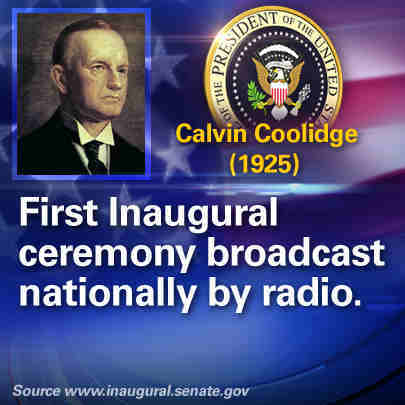 "<div class=""meta image-caption""><div class=""origin-logo origin-image ""><span></span></div><span class=""caption-text"">A few fun facts about inaugurations through the years.</span></div>"
