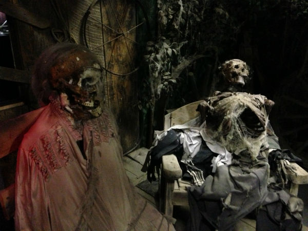 Scream World is among the Houston-area haunted houses that are sure to give you the creeps this Halloween. <span class=meta>(KTRK Photo&#47; John Mizwa)</span>