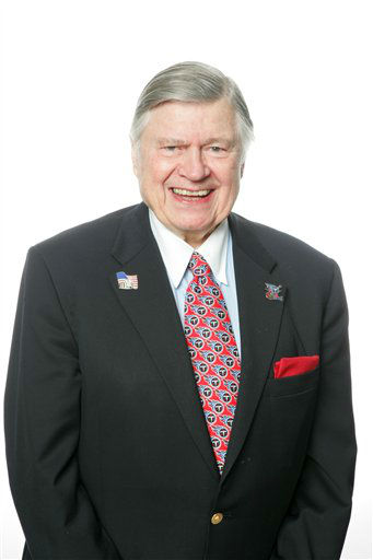 "<div class=""meta ""><span class=""caption-text "">This is a photo of K.S. ""Bud"" Adams, Jr., owner of the Tennessee Titans football team. This image reflects the Tennessee Titans active roster as of Monday, June 3, 2013. (AP Photo)</span></div>"