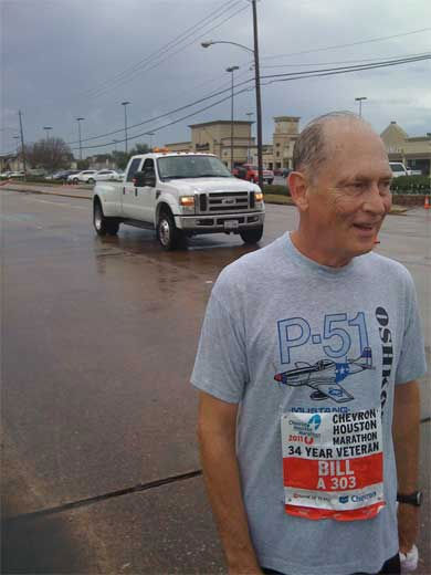 Viewer photo from Chevron Houston Marathon