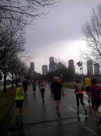 Viewer photos from Chevron Houston Marathon, Aramco Half Marathon and EP 5K  (Send in your photos and videos)