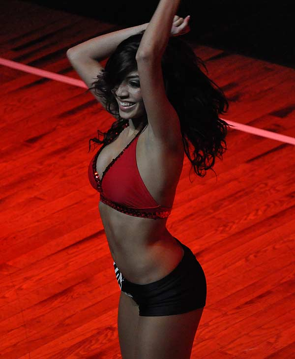 The Houston Rockets hosted the final round of Rockets Power Dancer auditions on Tuesday, July 20, 2010 in the concert hall at the House of Blues. Approximately 30 girls were selected from the open audition to participate in the final audition. By the end of the evening the final 2010-2011 Rockets Power Dancer team was selected and announced to the audience.