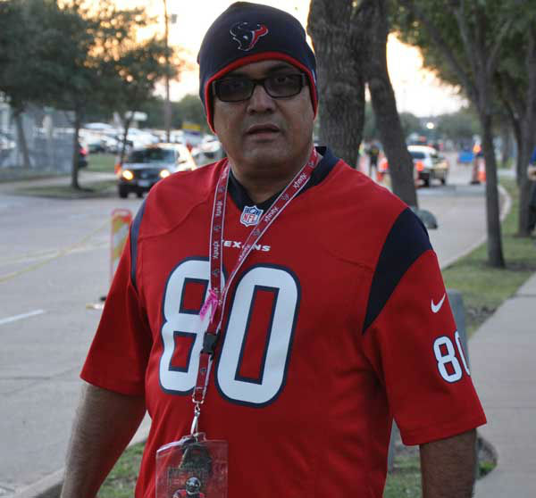 These are photos from inside and outside Reliant Stadium before the Texans' 27-24 loss to Indianapolis at Reliant, Sunday, November 3, 2013.