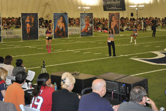 "<div class=""meta ""><span class=""caption-text "">Photos from  the Houston Texans cheerleader tryouts at the Methodist Training Center on Saturday, April 5, 2014 (Photo/ABC-13)</span></div>"