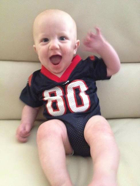 "<div class=""meta ""><span class=""caption-text "">Who's ready for some football? These Texans fans are! They are just some of the photos emailed in to us through our iWitness Reports. Here are more! Send your fan photos to news@abc13.com </span></div>"