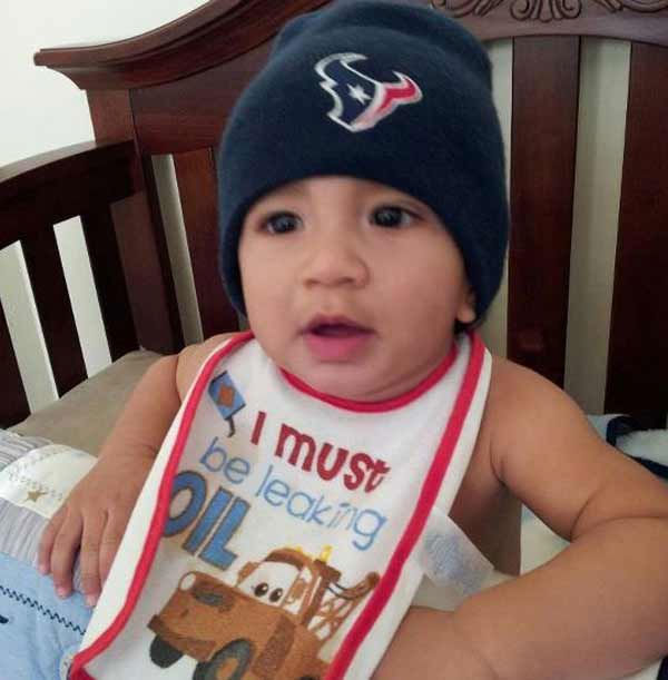Who&#39;s ready for some football?  These Texans fans are!  They are just some of the photos emailed in to us through our iWitness Reports.  Here are more!  Send your fan photos to news@abc13.com. <span class=meta>(Photo&#47;iWitness Reports)</span>