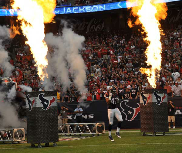 These photos were taken in and around Reliant Stadium on Saturday, August 17, 2013, as the Texans hosted Miami.  Houston won, 24-17, to improve to 2-0 in the preseason <span class=meta>(Photo&#47;ABC13)</span>