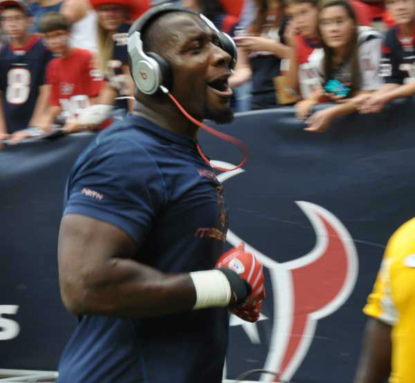 These photos were taken in and around Reliant Stadium on Saturday, August 17, 2013, as the Texans hosted Miami in the preseason opener <span class=meta>(Photo&#47;ABC13)</span>